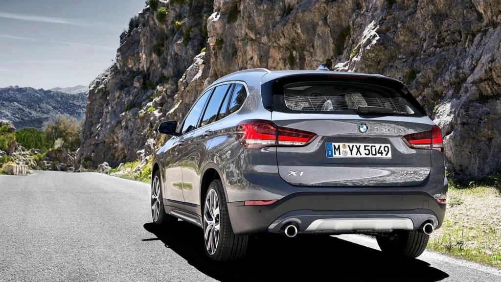 BMW X1 2020 traz design renovado e terá versão híbrida 2019-b19