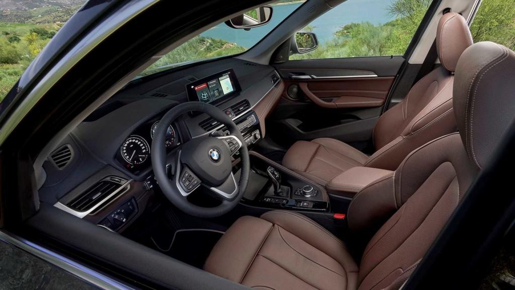 BMW X1 2020 traz design renovado e terá versão híbrida 2019-b20