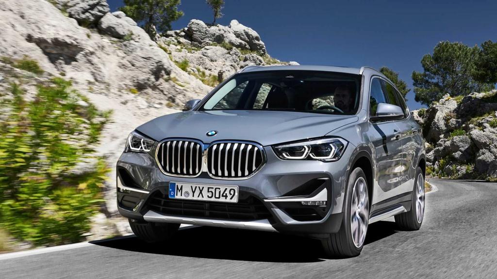 BMW X1 2020 traz design renovado e terá versão híbrida 2019-b21