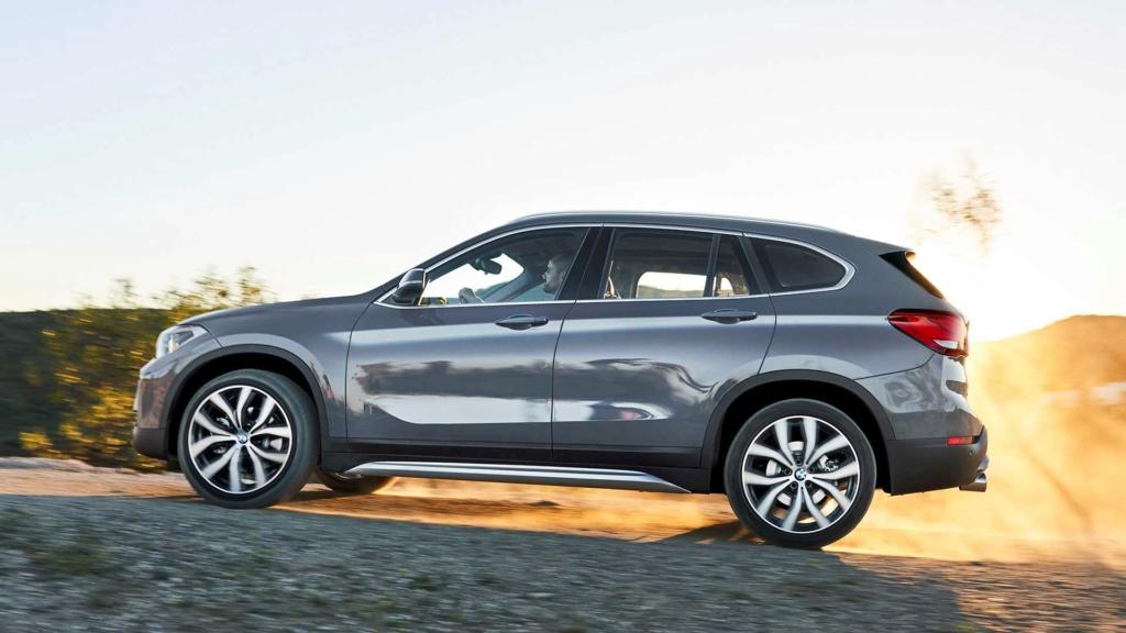 BMW X1 2020 traz design renovado e terá versão híbrida 2019-b22