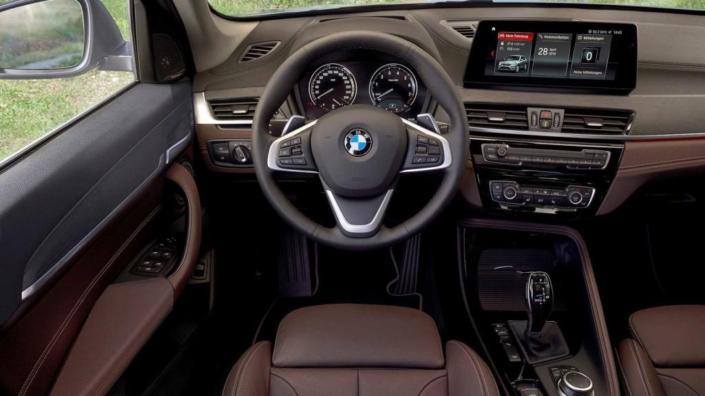 BMW X1 2020 traz design renovado e terá versão híbrida 2019-b23