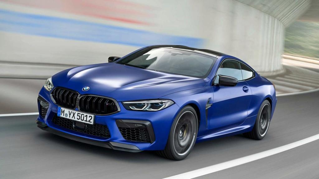 BMW M8 é o gran turismo esportivo que esperávamos há 30 anos 2019-b29