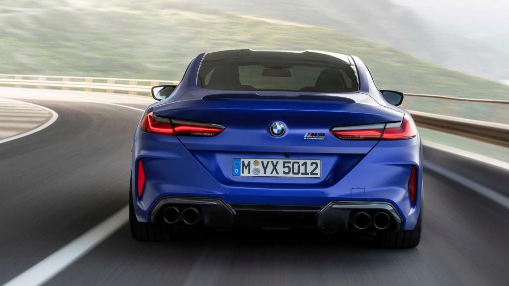 BMW M8 é o gran turismo esportivo que esperávamos há 30 anos 2019-b30