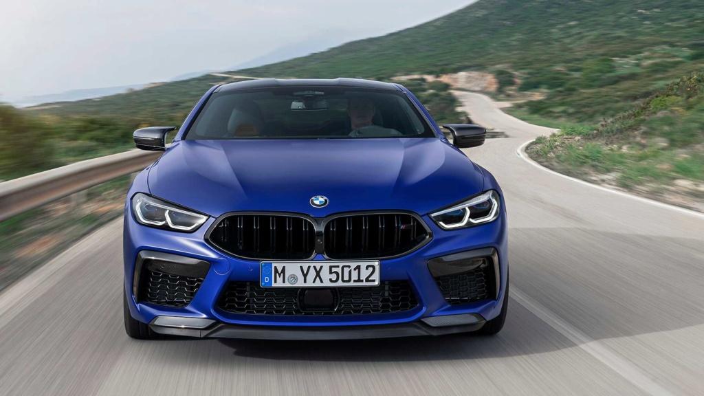 BMW M8 é o gran turismo esportivo que esperávamos há 30 anos 2019-b31
