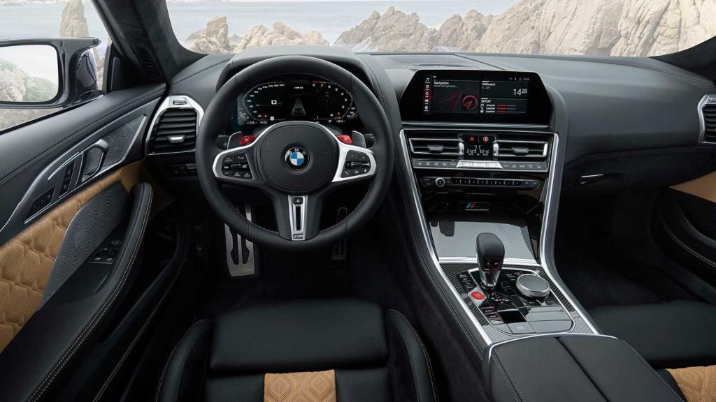 BMW M8 é o gran turismo esportivo que esperávamos há 30 anos 2019-b37
