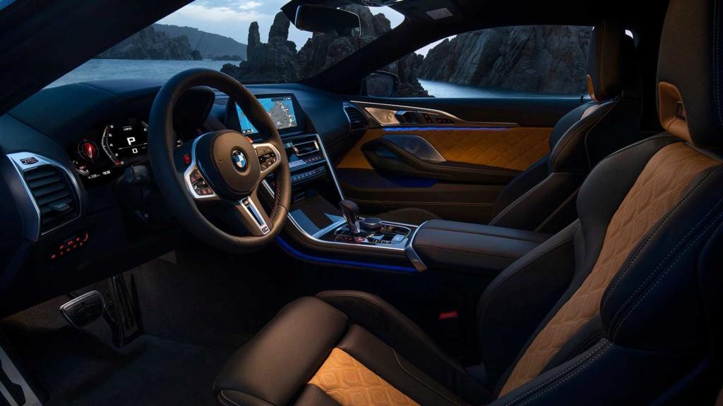 BMW M8 é o gran turismo esportivo que esperávamos há 30 anos 2019-b38