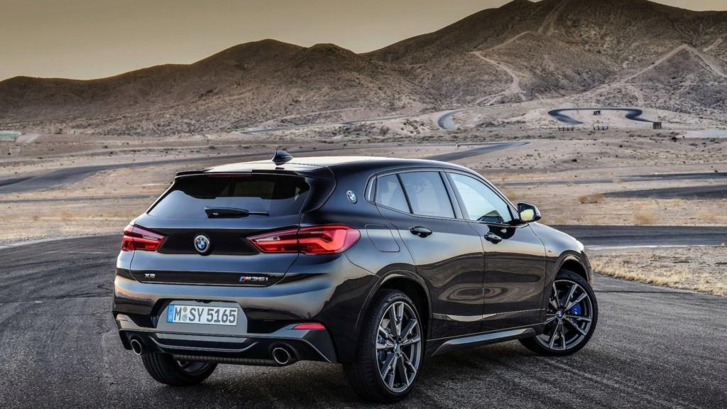 BMW X2 M35i de 302 cv chega ao Brasil por R$ 313.950 2019-b53