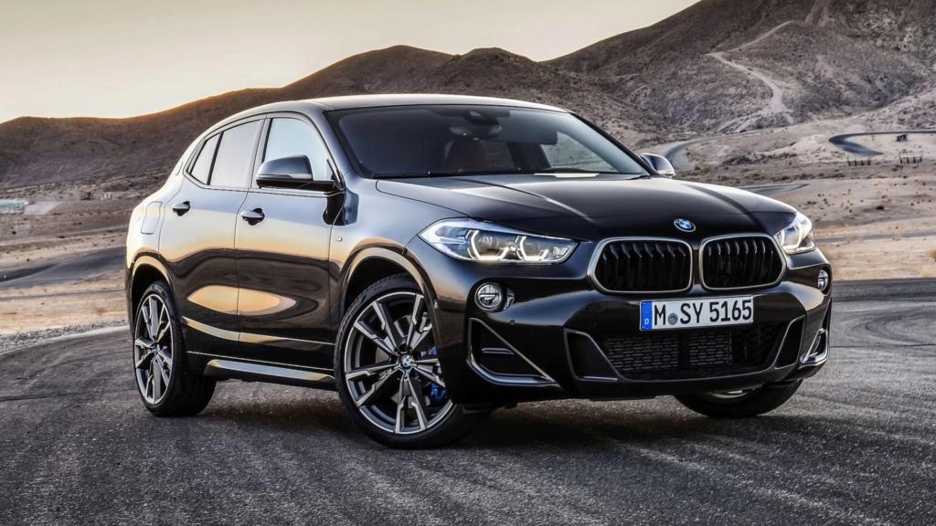 BMW X2 M35i de 302 cv chega ao Brasil por R$ 313.950 2019-b54