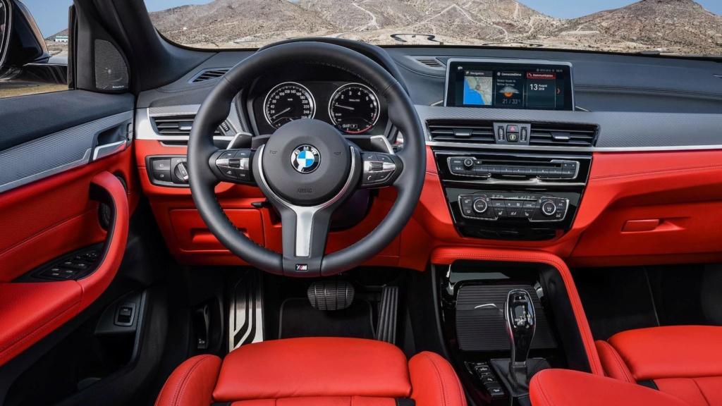 BMW X2 M35i de 302 cv chega ao Brasil por R$ 313.950 2019-b55