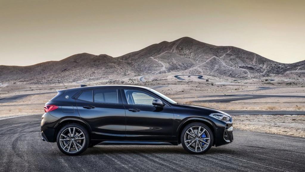BMW X2 M35i de 302 cv chega ao Brasil por R$ 313.950 2019-b57
