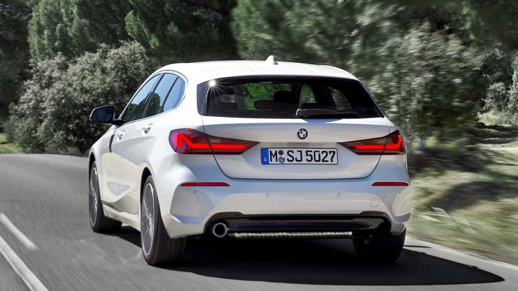 Novo BMW Série 1 chega ao Brasil a partir de R$ 174.950 2019-b60