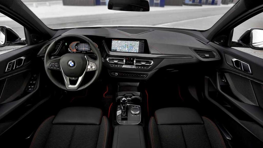 Novo BMW Série 1 chega ao Brasil a partir de R$ 174.950 2019-b62