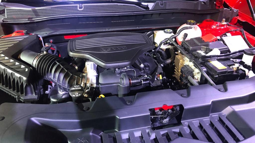Novo Chevrolet Blazer ganha motor do Camaro 2019-c14