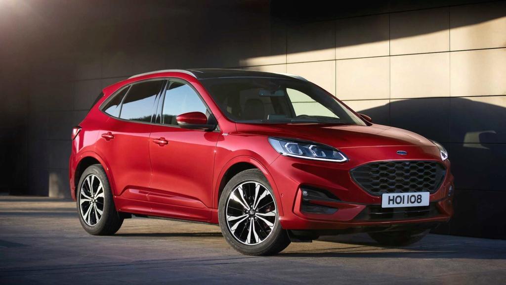 Lançamento: Novo Ford Escape 2020: SUV do Focus é revelado e pode vir ao Brasil desafiar o Compass 2019-f10