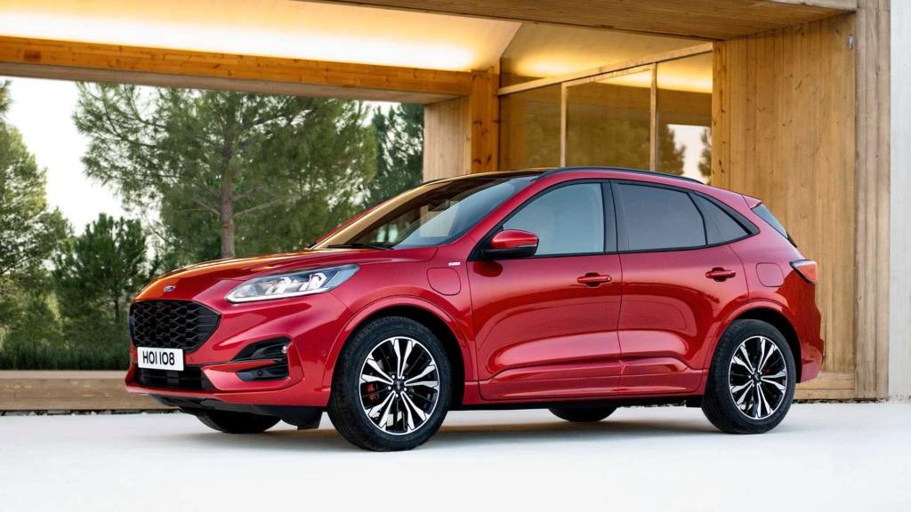 Lançamento: Novo Ford Escape 2020: SUV do Focus é revelado e pode vir ao Brasil desafiar o Compass 2019-f11