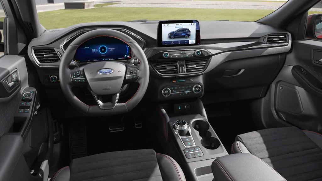 Lançamento: Novo Ford Escape 2020: SUV do Focus é revelado e pode vir ao Brasil desafiar o Compass 2019-f12