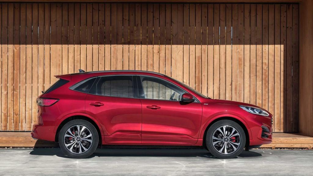 Lançamento: Novo Ford Escape 2020: SUV do Focus é revelado e pode vir ao Brasil desafiar o Compass 2019-f13