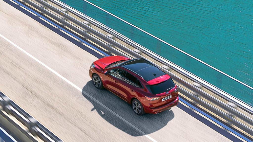 Lançamento: Novo Ford Escape 2020: SUV do Focus é revelado e pode vir ao Brasil desafiar o Compass 2019-f15