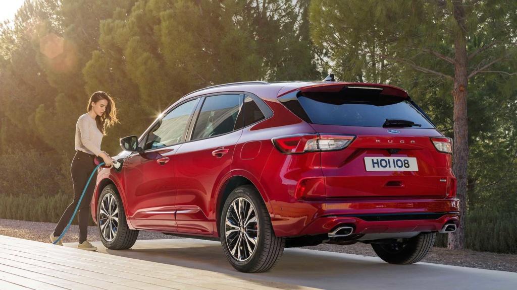 Lançamento: Novo Ford Escape 2020: SUV do Focus é revelado e pode vir ao Brasil desafiar o Compass 2019-f22