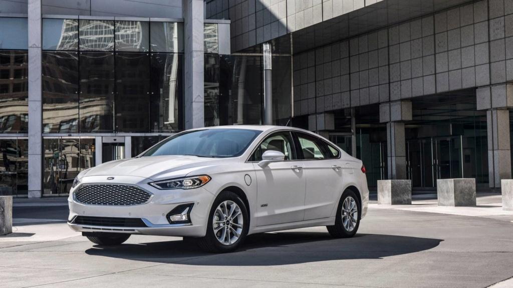 Perto do fim, Ford Fusion perde versão V6 nos EUA 2019-f28