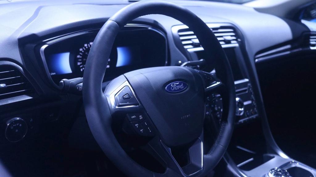 Perto do fim, Ford Fusion perde versão V6 nos EUA 2019-f29