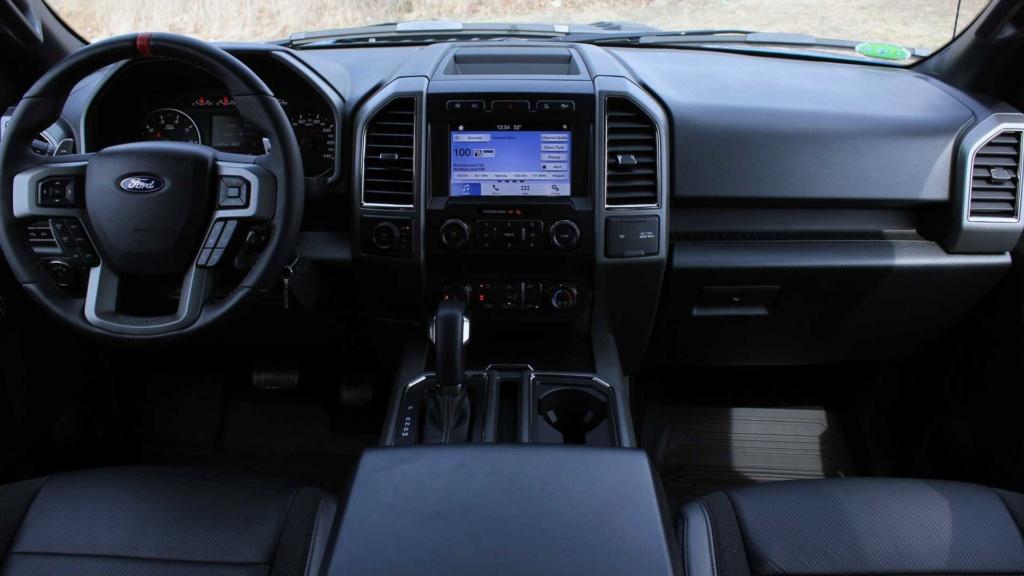 Ford Ranger Raptor usa tática das migalhas de pão para não se perder no off-road 2019-f33