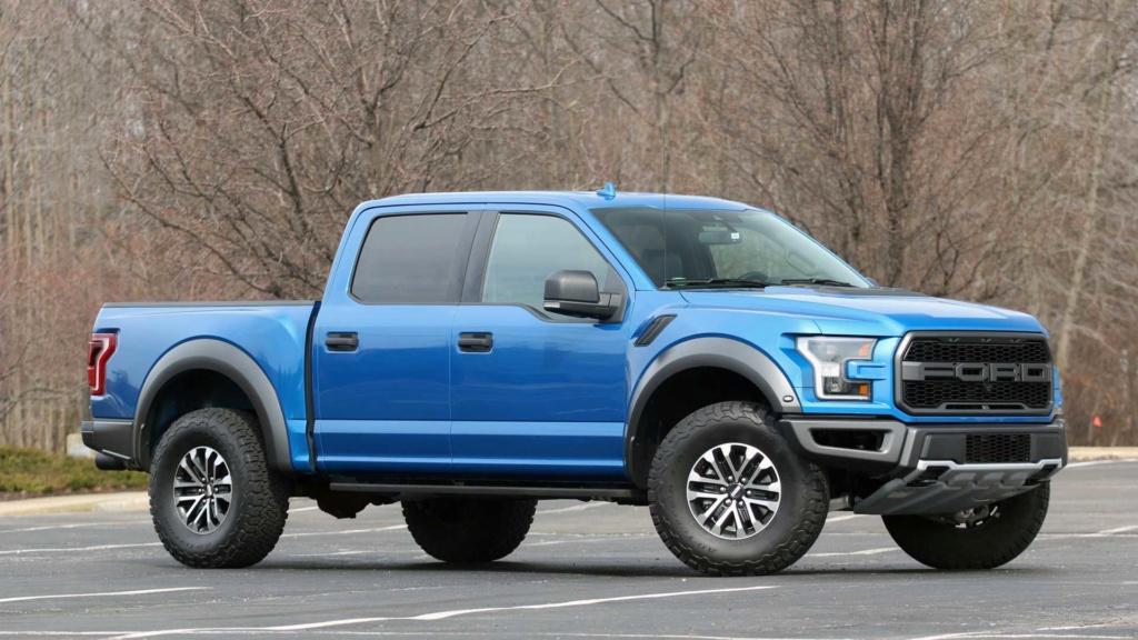 Ford Ranger Raptor usa tática das migalhas de pão para não se perder no off-road 2019-f35