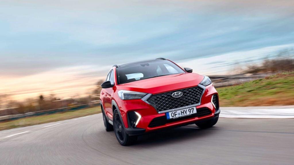 """Nova geração do Hyundai Tucson fará você """"pirar"""", diz designer 2019-h25"""