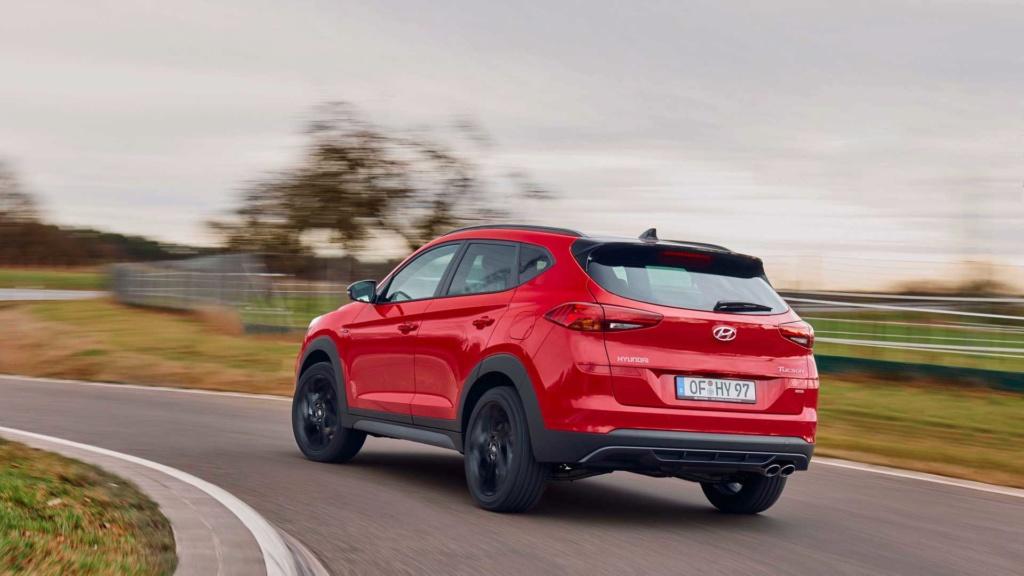 """Nova geração do Hyundai Tucson fará você """"pirar"""", diz designer 2019-h26"""