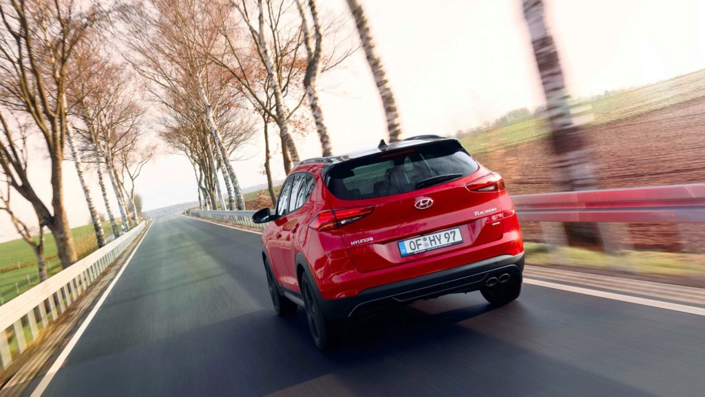 """Nova geração do Hyundai Tucson fará você """"pirar"""", diz designer 2019-h28"""