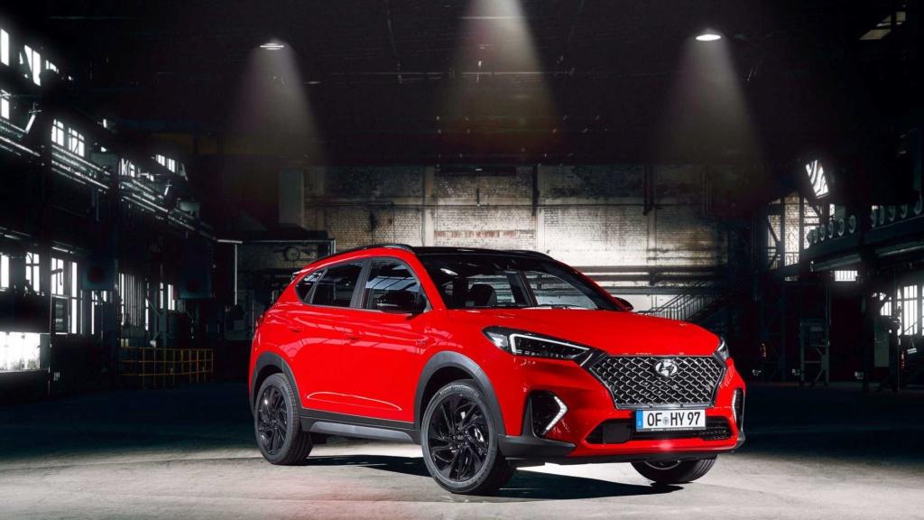 """Nova geração do Hyundai Tucson fará você """"pirar"""", diz designer 2019-h29"""