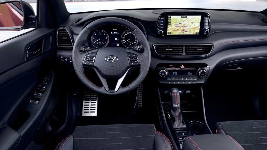 """Nova geração do Hyundai Tucson fará você """"pirar"""", diz designer 2019-h37"""