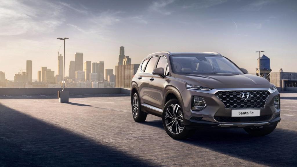 Novo Hyundai Santa Fe chega ao Brasil com preço de Volvo XC60 híbrido 2019-h42