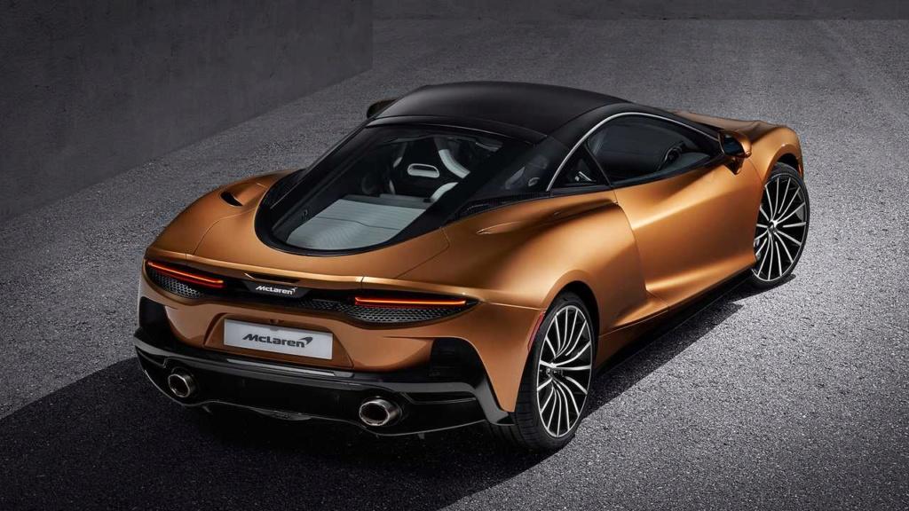 McLaren GT estreia como supercarro de 628 cv para o dia-a-dia 2019-m14