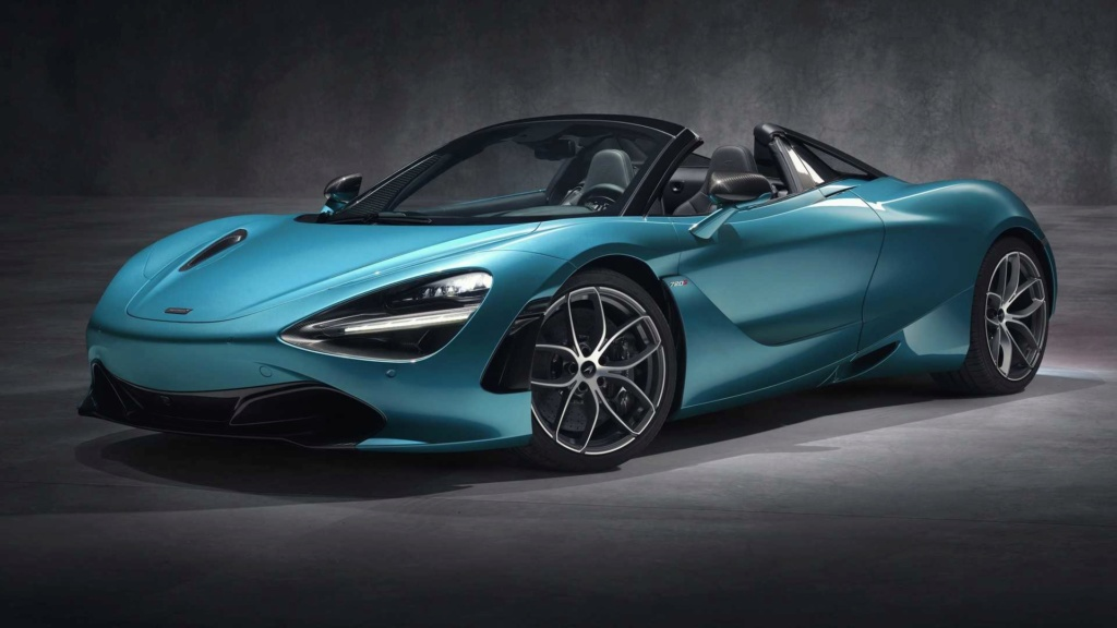 McLaren 600LT Spider e 720S Spider chegam a partir de R$ 3,25 milhões 2019-m19