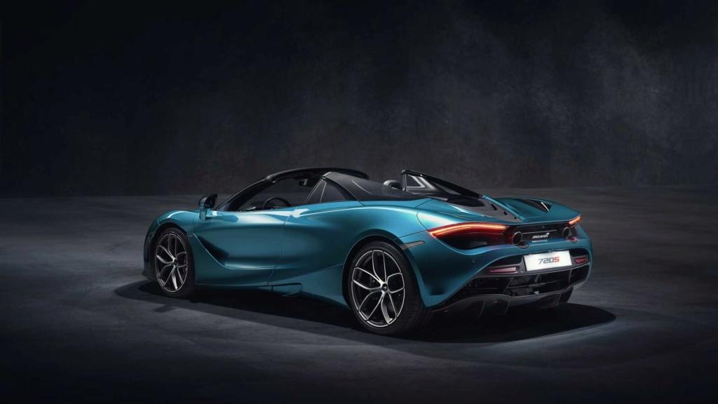 McLaren 600LT Spider e 720S Spider chegam a partir de R$ 3,25 milhões 2019-m20