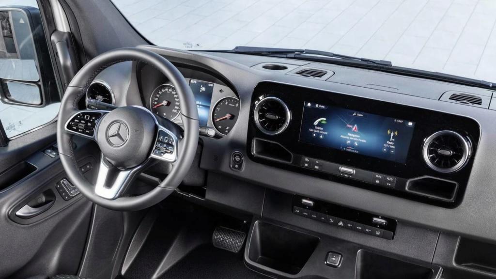 Nova Mercedes-Benz Sprinter será lançada no final do ano 2019-m34