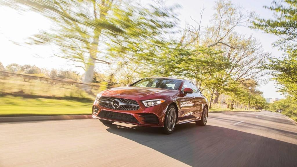 Mercedes-Benz CLS 450 começa a ser vendido no Brasil por R$ 466.900 2019-m38