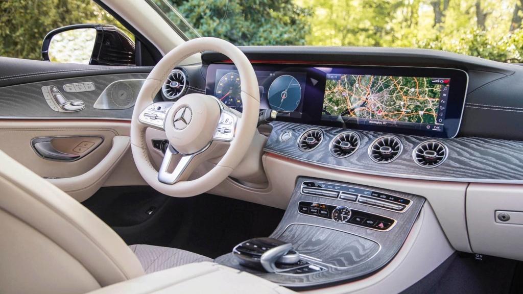 Mercedes-Benz CLS 450 começa a ser vendido no Brasil por R$ 466.900 2019-m41