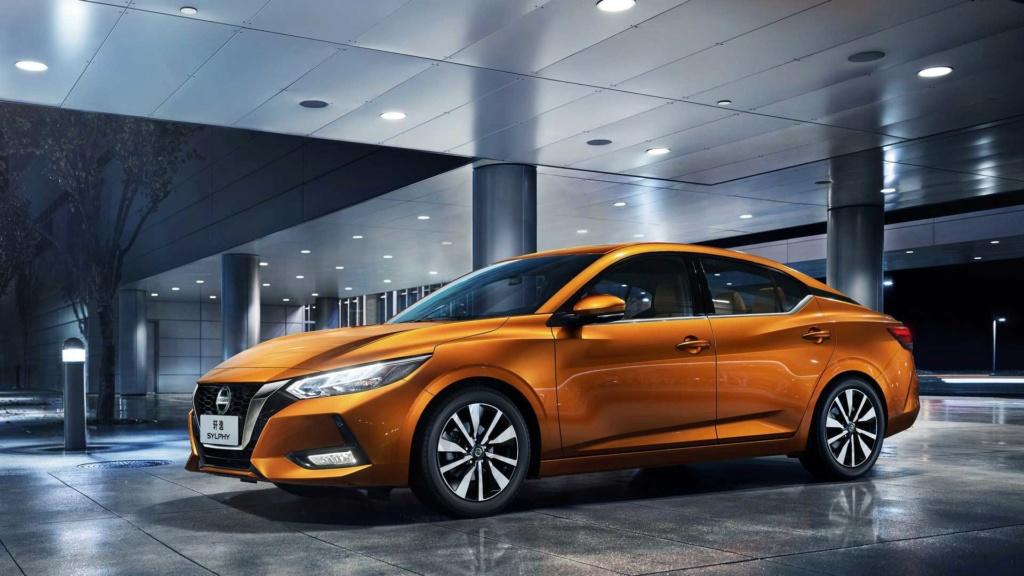 Nova geração do Nissan Sentra aposta no design e virá ao Brasil 2019-n10