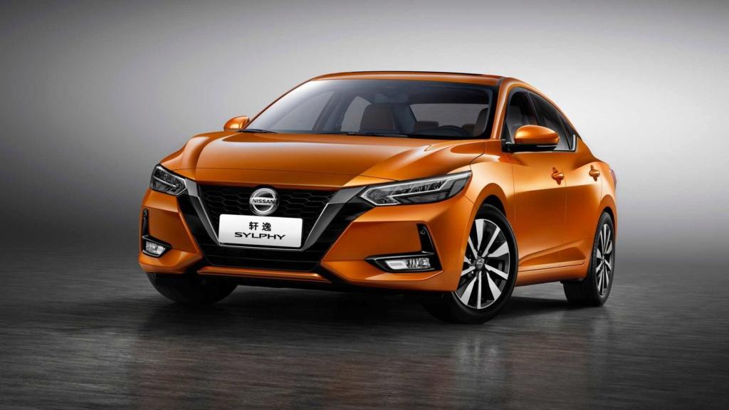 Nova geração do Nissan Sentra aposta no design e virá ao Brasil 2019-n11