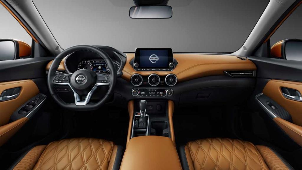 Nova geração do Nissan Sentra aposta no design e virá ao Brasil 2019-n13