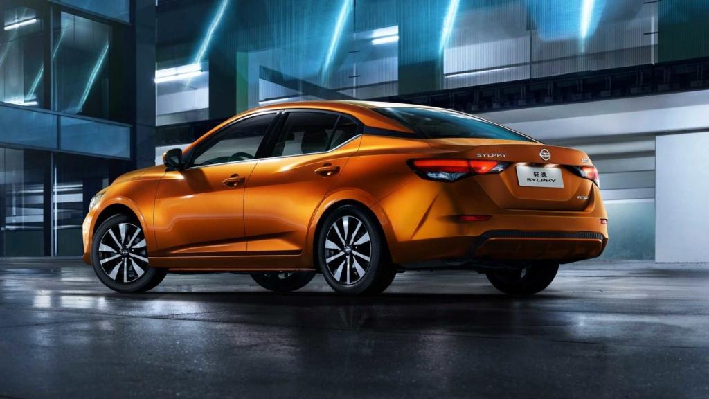 Nova geração do Nissan Sentra aposta no design e virá ao Brasil 2019-n15