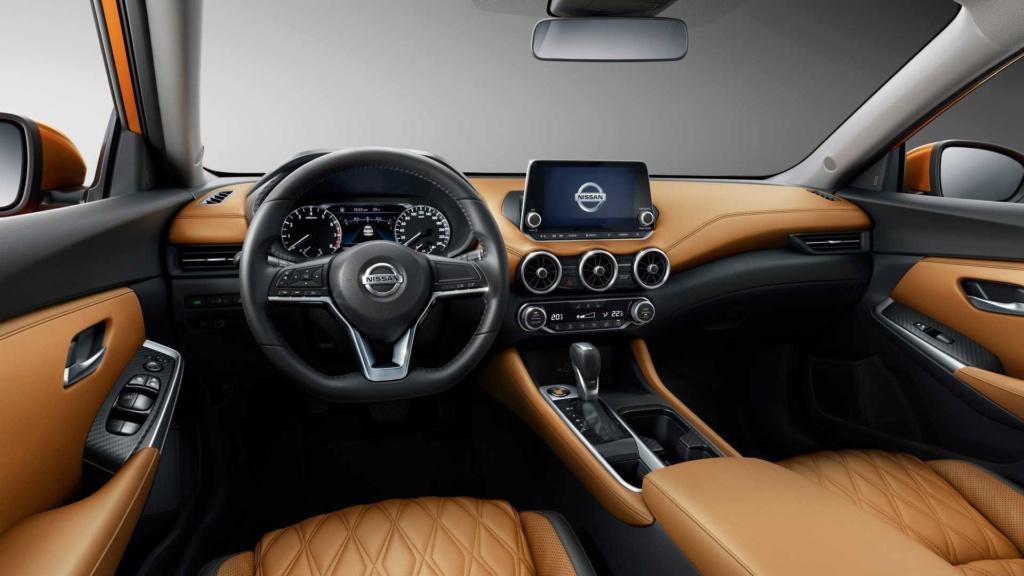 Nova geração do Nissan Sentra aposta no design e virá ao Brasil 2019-n16