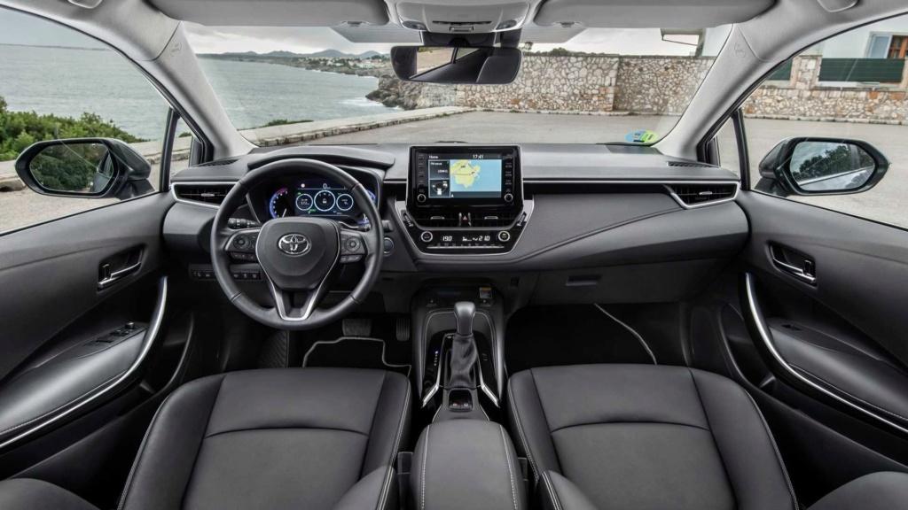 Toyota revela dados do novo Corolla Híbrido Flex nacional 2019-t11