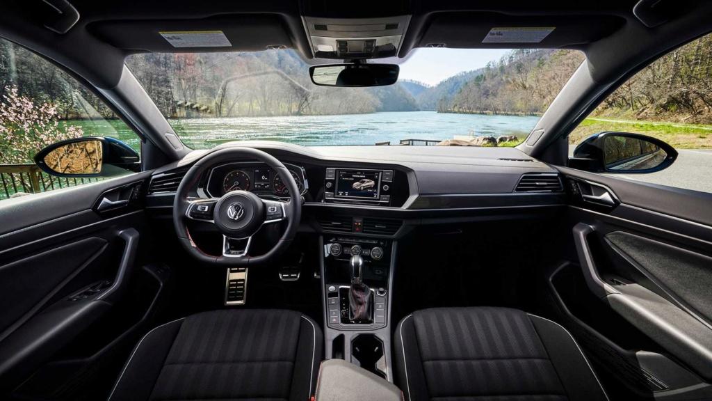 Lançamentos: Novo VW Jetta GLI 2.0 TSI sai da sombra do Golf GTI 2019-v23