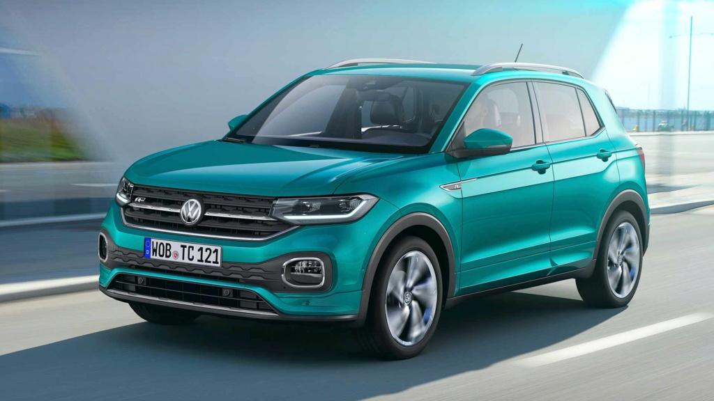 Novo VW T-Cross a diesel é o SUV não-híbrido mais eficiente da marca 2019-v58