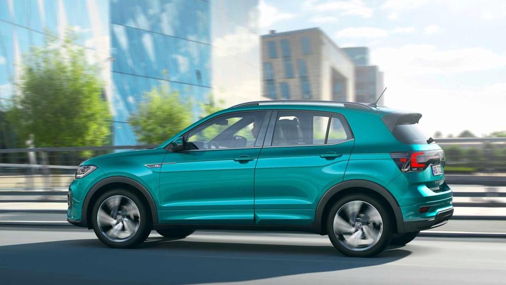 Novo VW T-Cross a diesel é o SUV não-híbrido mais eficiente da marca 2019-v59