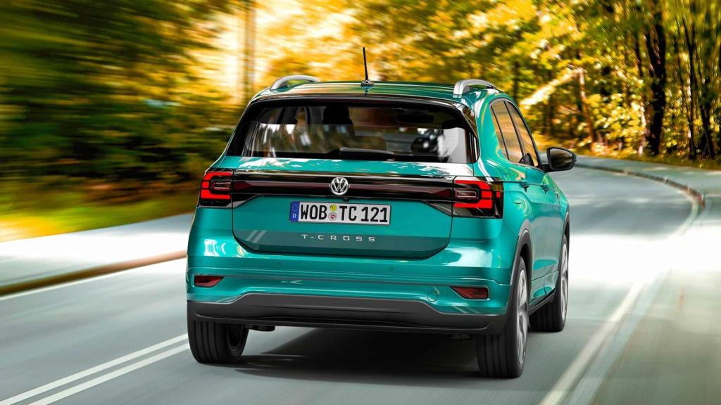Novo VW T-Cross a diesel é o SUV não-híbrido mais eficiente da marca 2019-v60