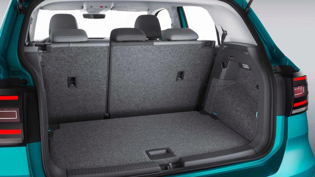 Novo VW T-Cross a diesel é o SUV não-híbrido mais eficiente da marca 2019-v63